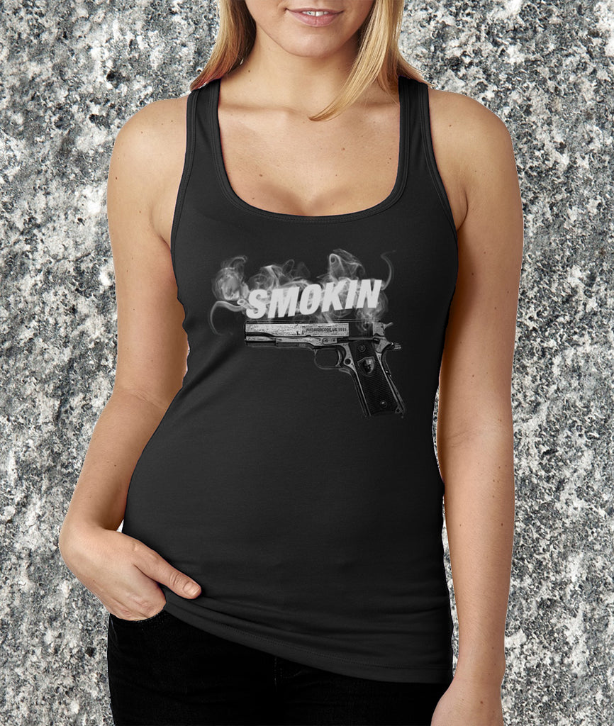 Smokin Women Tank - Warrior Code