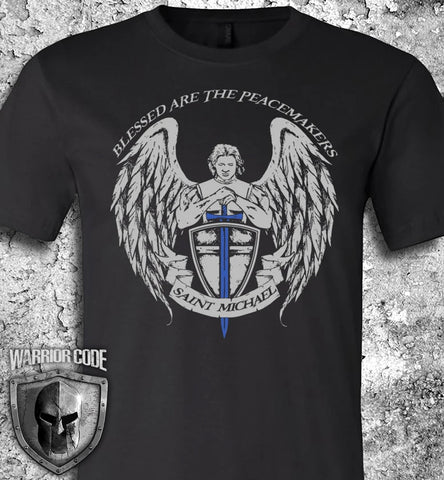 St. Michael Thin Blue Line