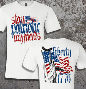 Stay Patriotic - Warrior Code