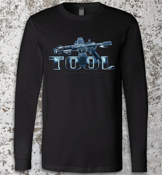 Tool Gun Long Sleeve