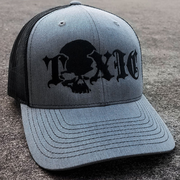 Toxic Trucker Caps (multiple colors)