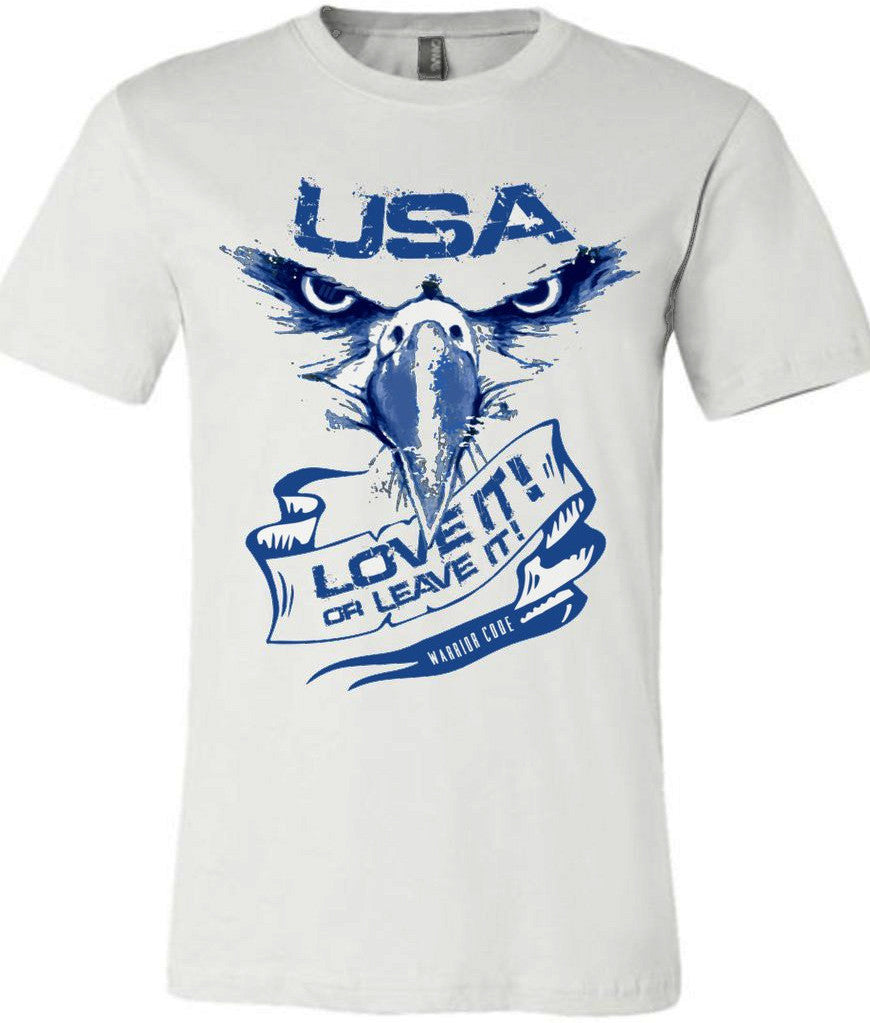USA Love it or Leave it!