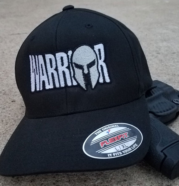 Warrior Flex Fit Cap - Warrior Code