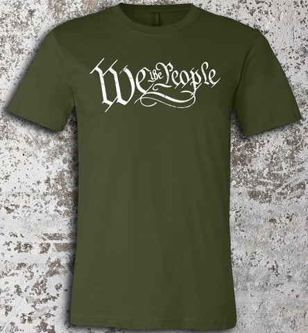 We The People - Warrior Code