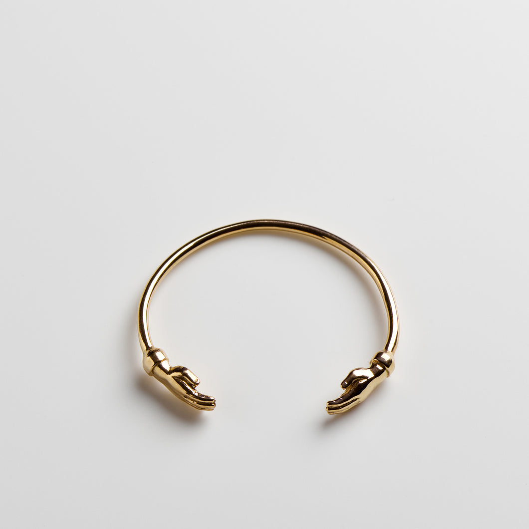 ABRACO Cuff - Polished