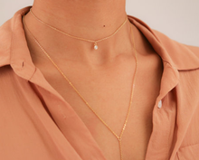 Dainty Y-Necklace