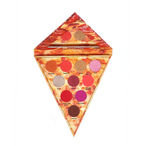 Meat Lovers PIzza Slice Palette