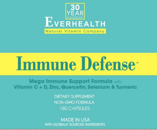 Try our IMMUNE DEFENSE to actively defend against viral sickness.