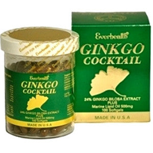 Ginkgo Cocktail