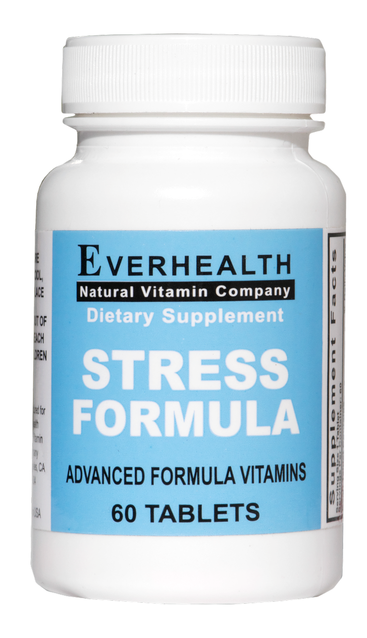 Stress Formula - Everhealth Natural Vitamins