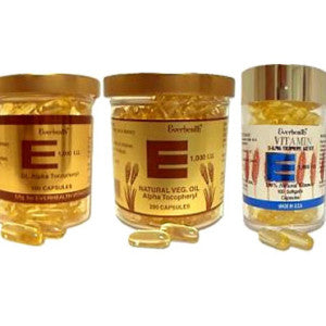 Vitamin E - Everhealth Natural Vitamins