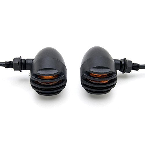 Finned Grill Turn Signals (2pc)