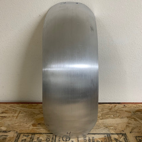 "Liquidation - 7"" Smooth Aluminum Rear Fender #4"