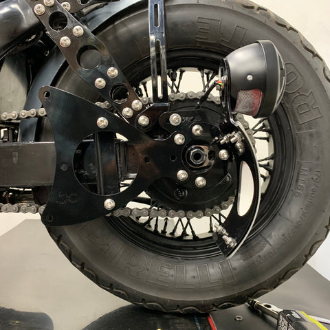 Honda Shadow VT750 (Chain) Lowering Kit