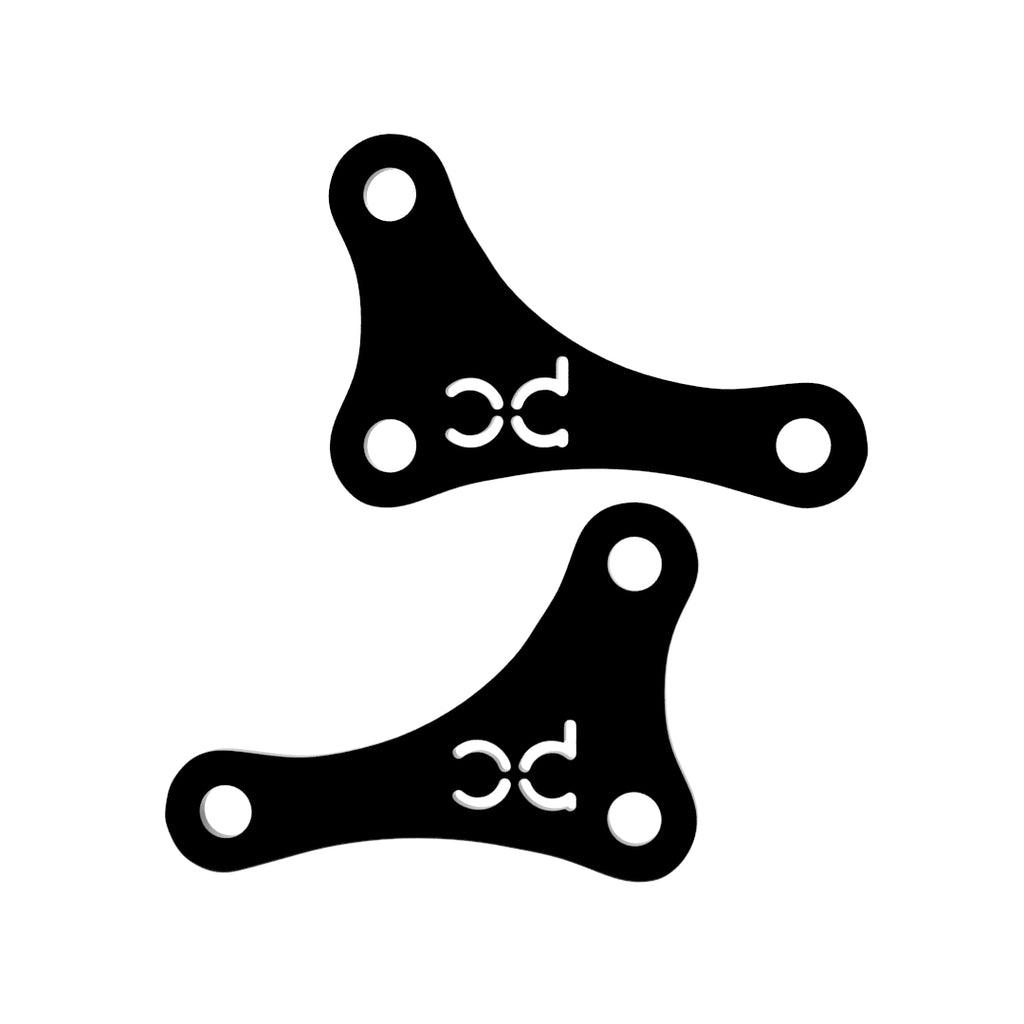 Yamaha Vstar XVS650 Turn Signal Brackets (Left & Right)