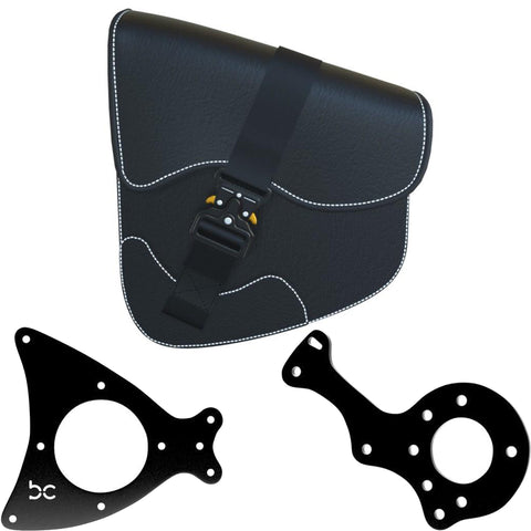 Kawasaki Vulcan VN800 SaddleBag Kit (SaddleBag + Left Bike Bracket + SaddleBag Bracket)