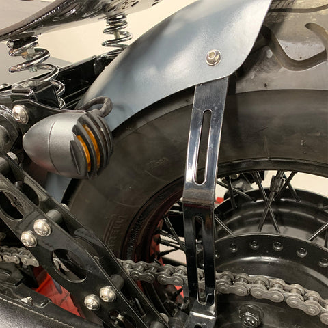Honda Shadow VT750 (Chain) Bobber Seat Conversion Kit