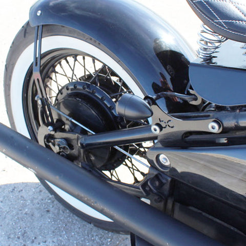 Kawasaki Vulcan VN800 Fender off Seat Kit Cover