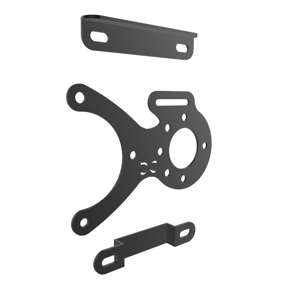 Honda Shadow VT750 (Chain) MultiFit Left Bike Bracket