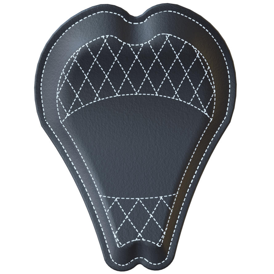 "Imperial Leather 13"" DIAMOND Solo Seat .... Coming Soon"