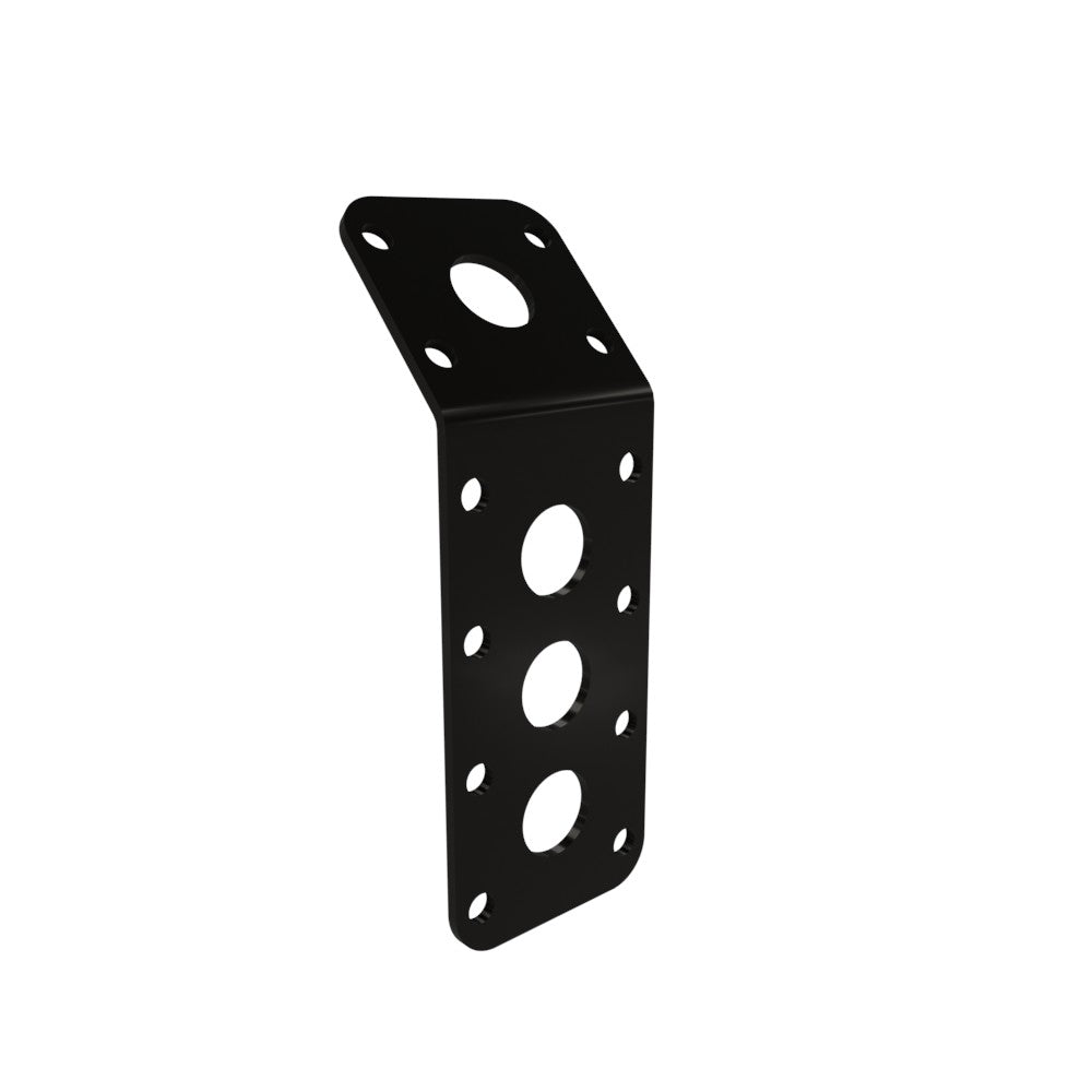 Yamaha Vstar XVS1100  Right Cover Accent (Holes)