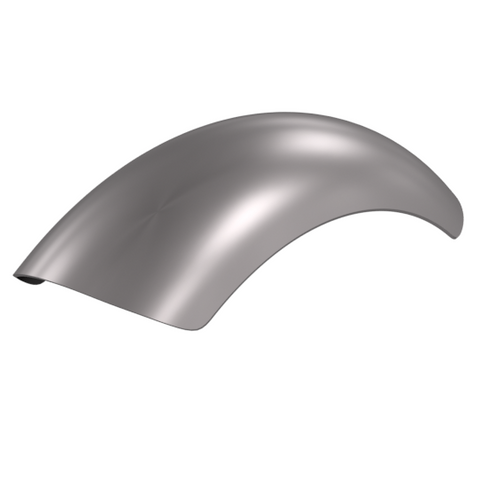 "7"" 1-Piece Aluminum Rear Fender"