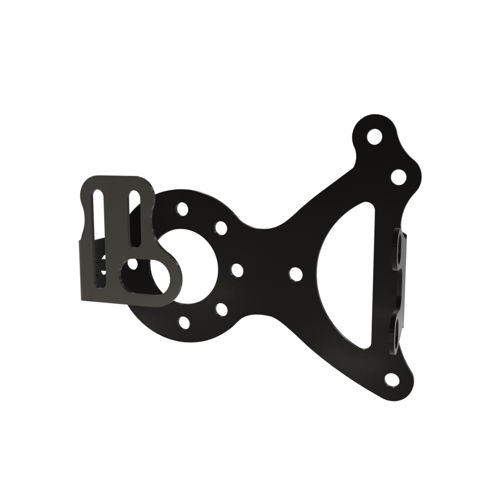 Honda Shadow VT1100c (Shaft) Left Bike Bracket