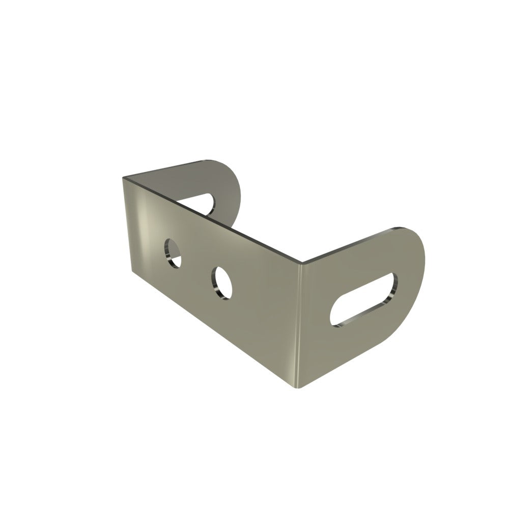 Honda Rebel CMX250 forward Bracket (Raw Metal)