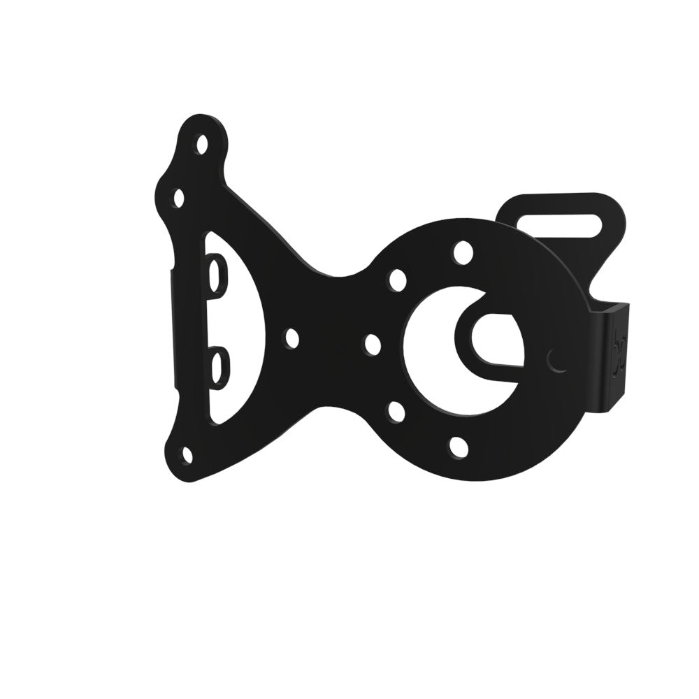 Honda Shadow VT750 (Shaft) MultiFit Left Bracket