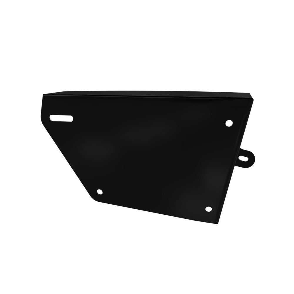 Honda Rebel CMX250 Right Side Cover Powder Coated