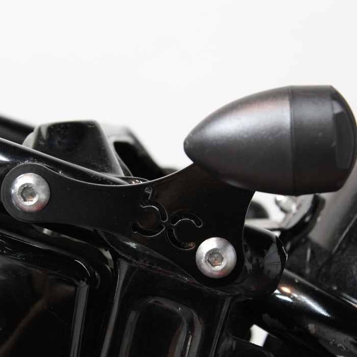 Kawasaki Vulcan VN800 Turn Signal Brackets (Left & Right)
