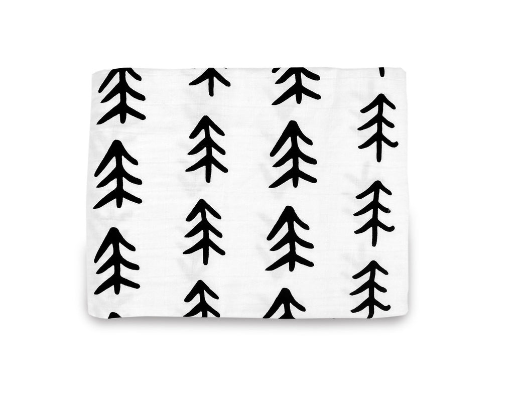 Tree Hugger Swaddle Blanket