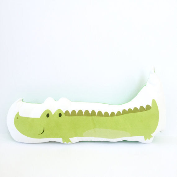 Crocodile Plushie
