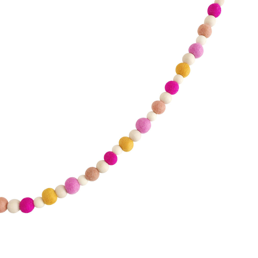 Bright Bead Garland