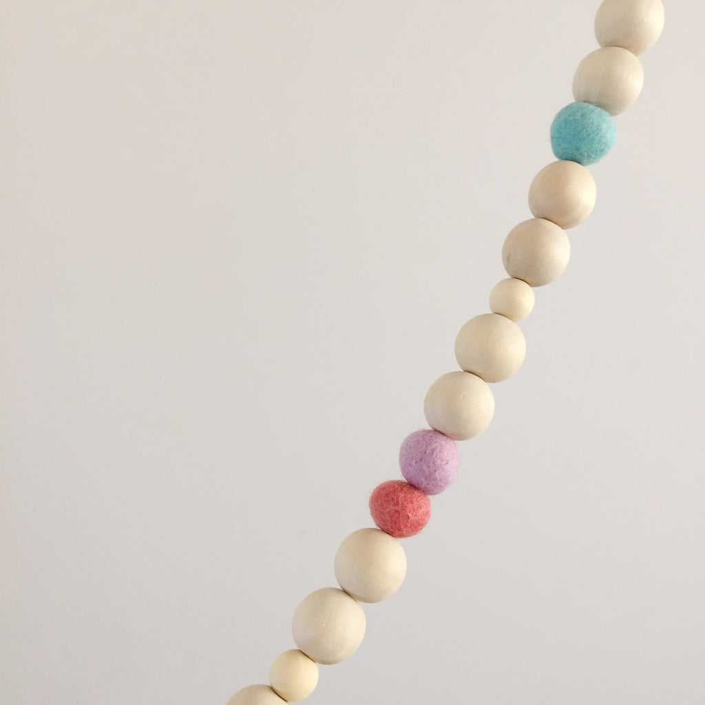 Mermaid Bead Garland