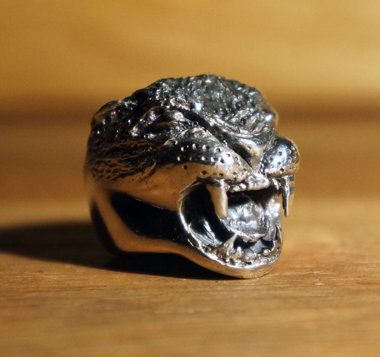 Making the Big Cat Ring