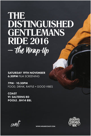 Coast Event Distinguished Gentlemans Ride Poole