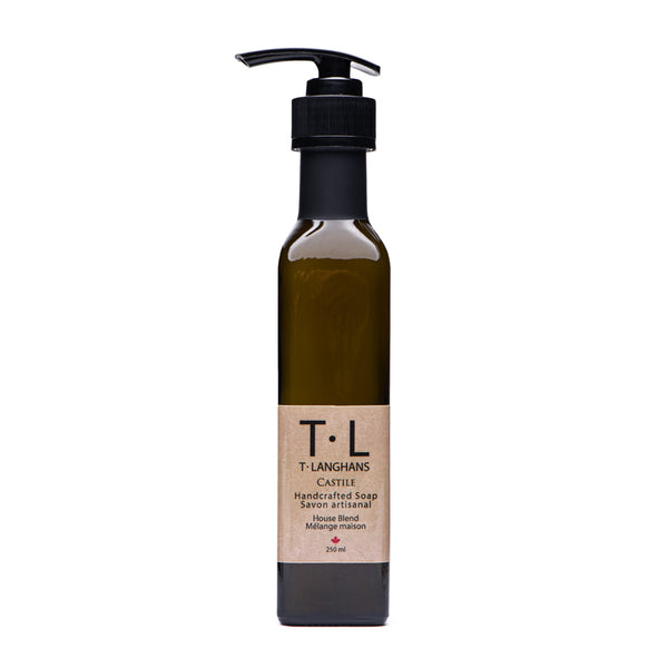 Liquid Castile Soap - House Blend