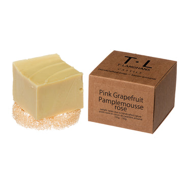 Castile Soap Pink Grapefruit