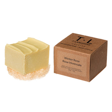 Castile Soap Winter Rose