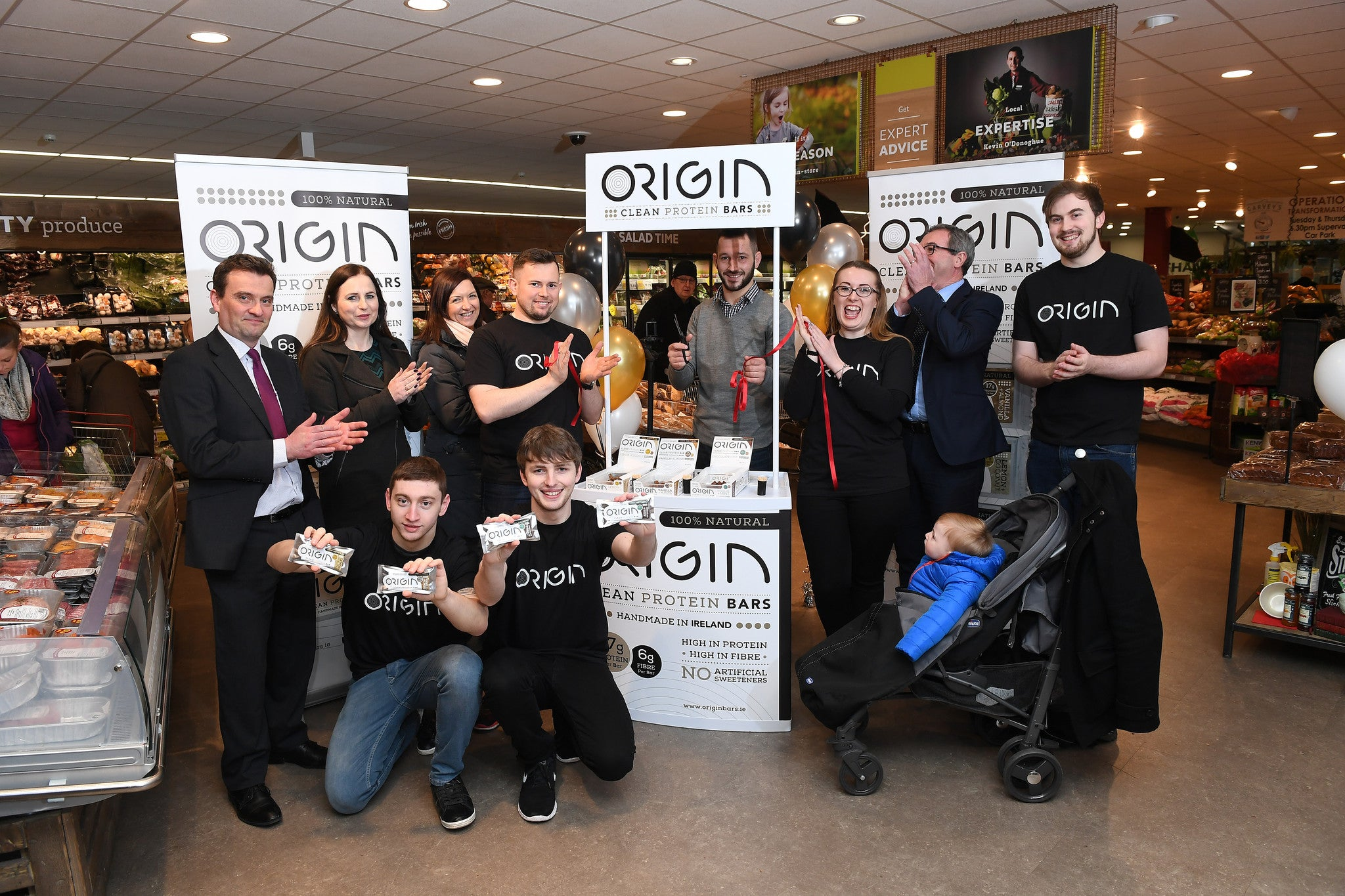 Innovative New Protein Bar Launched through SuperValu!