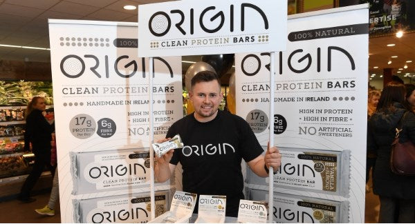 Kerry company aims to take a bigger bite of snack market with protein bars