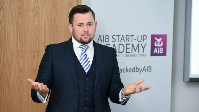 Meet the first 10 finalists of the AIB Start-up Academy