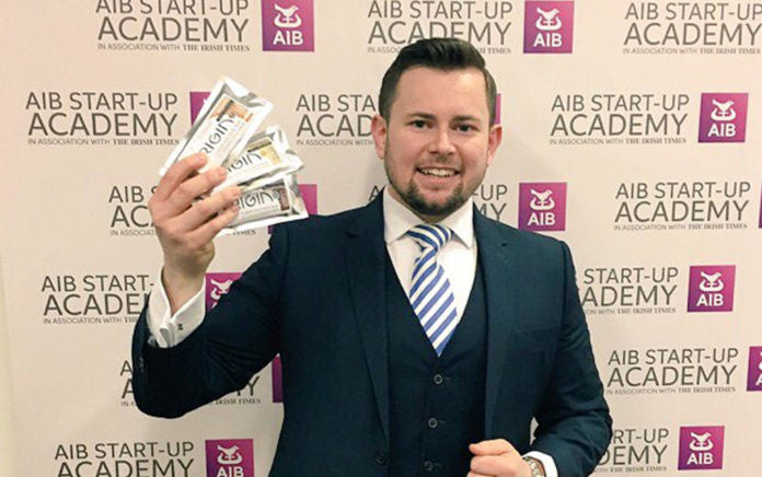 Kerry based businessman is finalist in 2017 AIB Start-up Academy