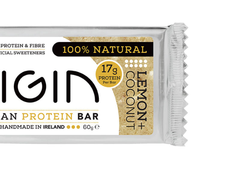 Lemon + Coconut - Origin Protein Bar