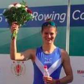 Monika Dukarsa World Coastal Rowing Champ