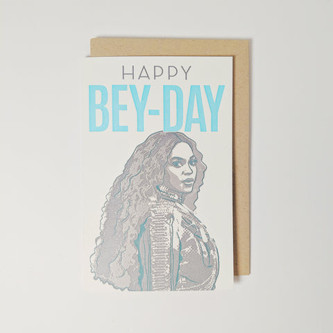 Happy BEY-DAY, Birthday, Pike Street Press, Pike Street Press- Pike Street Press