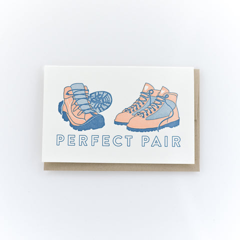 Perfect Pair Hikers, Love, Pike Street Press, Pike Street Press- Pike Street Press