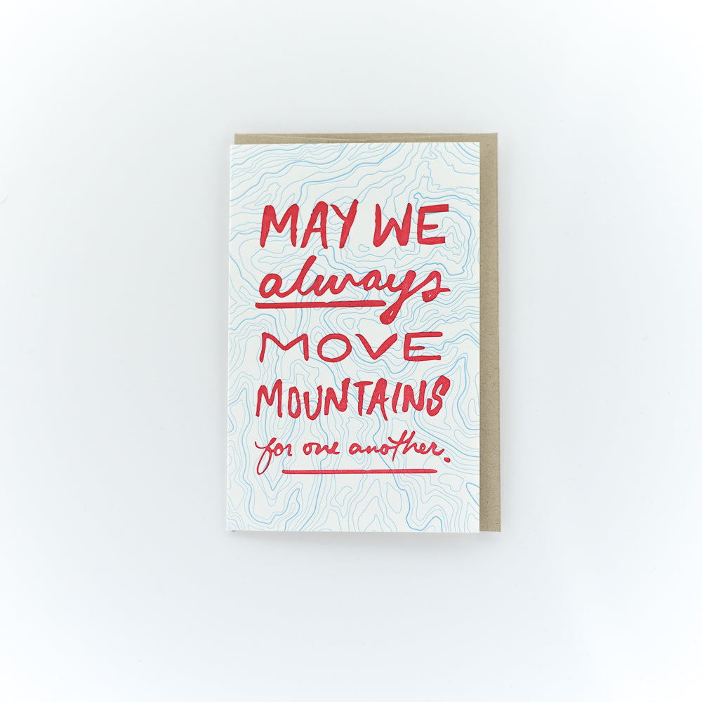 Move Mountains, Love, Pike Street Press, Pike Street Press- Pike Street Press