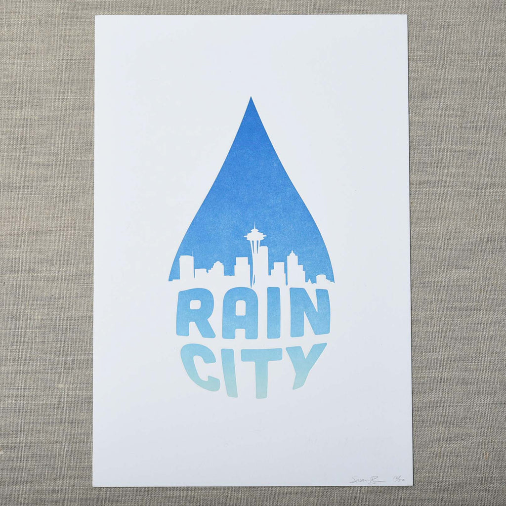 Rain City, Seattle/ Northwest, Pike Street Press, Pike Street Press- Pike Street Press